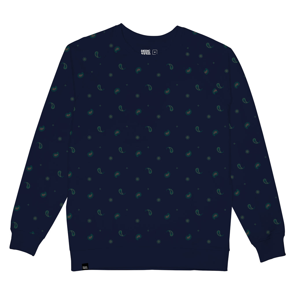 DEDICATED Malmoe Paisley Navy