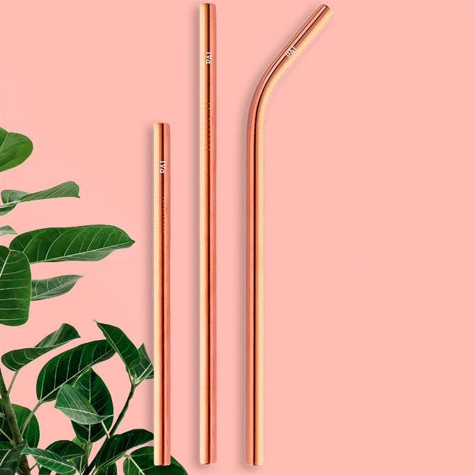 PAI Straws Gold 1 piece