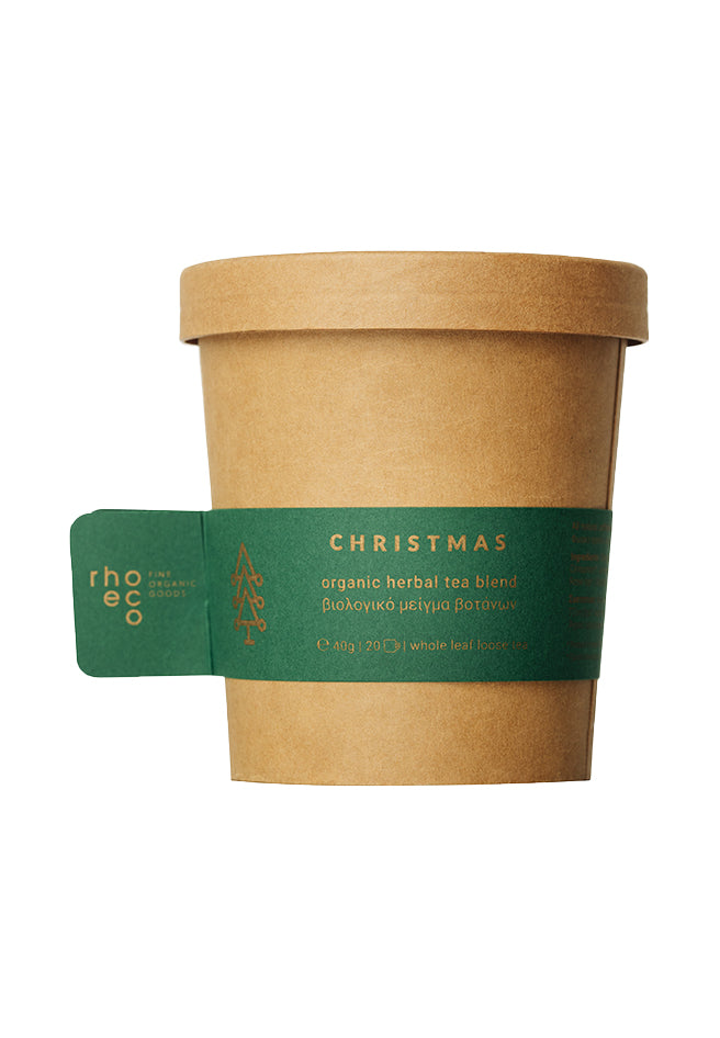 Rhoeco Herbal Tea CHRISTMAS