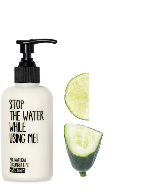 200ml Cucumber Lime Hand Balm STW