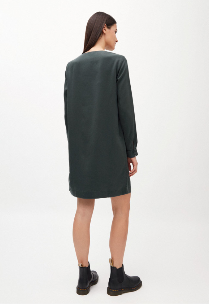ARMEDANGELS Valeriaa dress Juniper Green