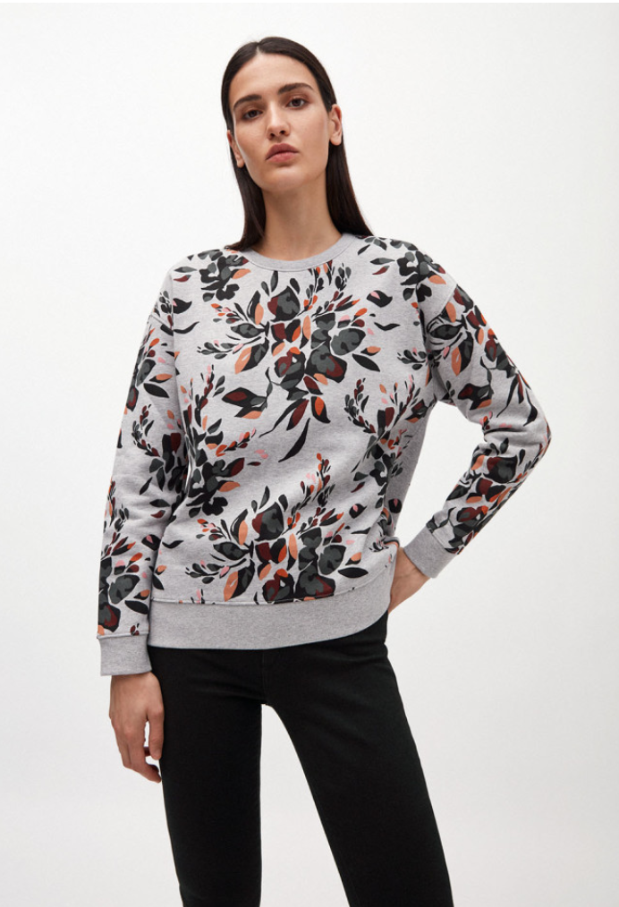 ARMEDANGELS Kaamile Falling Leaves sweater