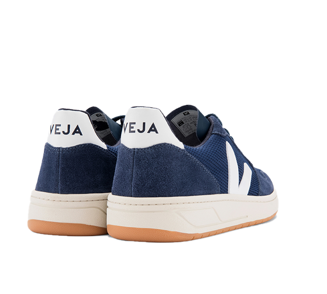 VEJA V-10 B-Mesh Nautico Pierre Midnight Men