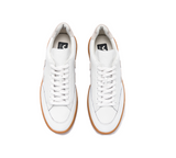 VEJA V-12 Extra white natural gum sole women