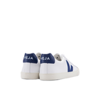 VEJA Esplar Leather White Cobalt Men