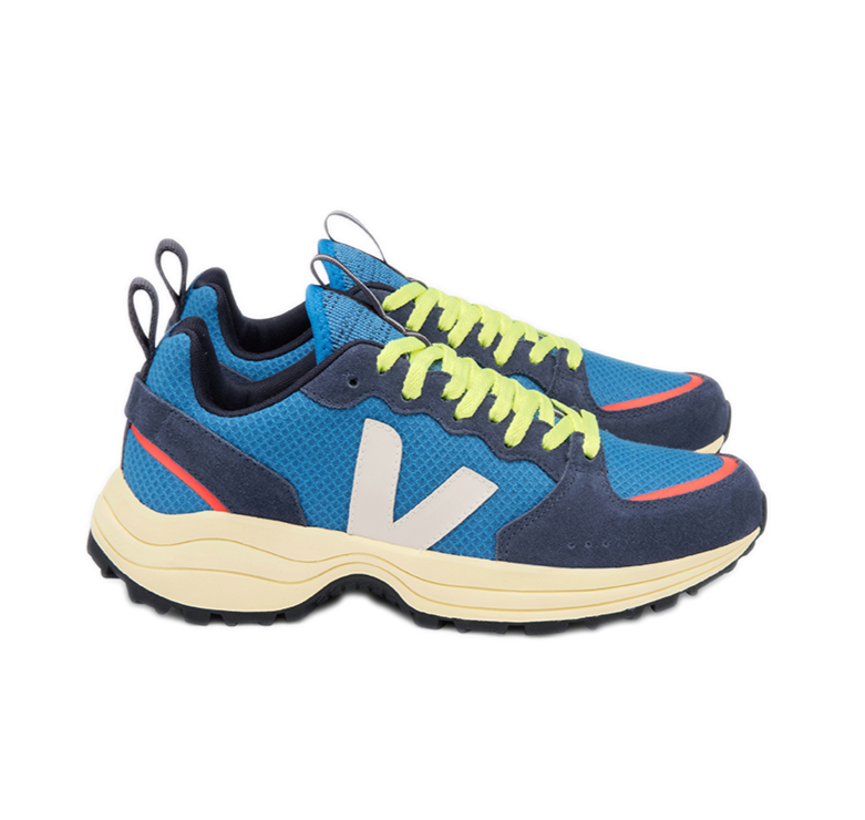 VEJA Venturi Swedish Blue Butter-Sole Women