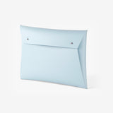 WALK WITH ME Small Document Organizer Light Blue