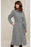 PEOPLE TREE Asta Checked shirt dress Y005UA