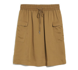 ARMEDANGELS Alonaa skirt golden khaki