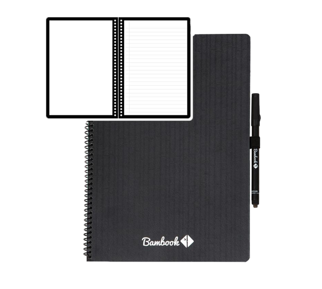 Bambook Softcover A4