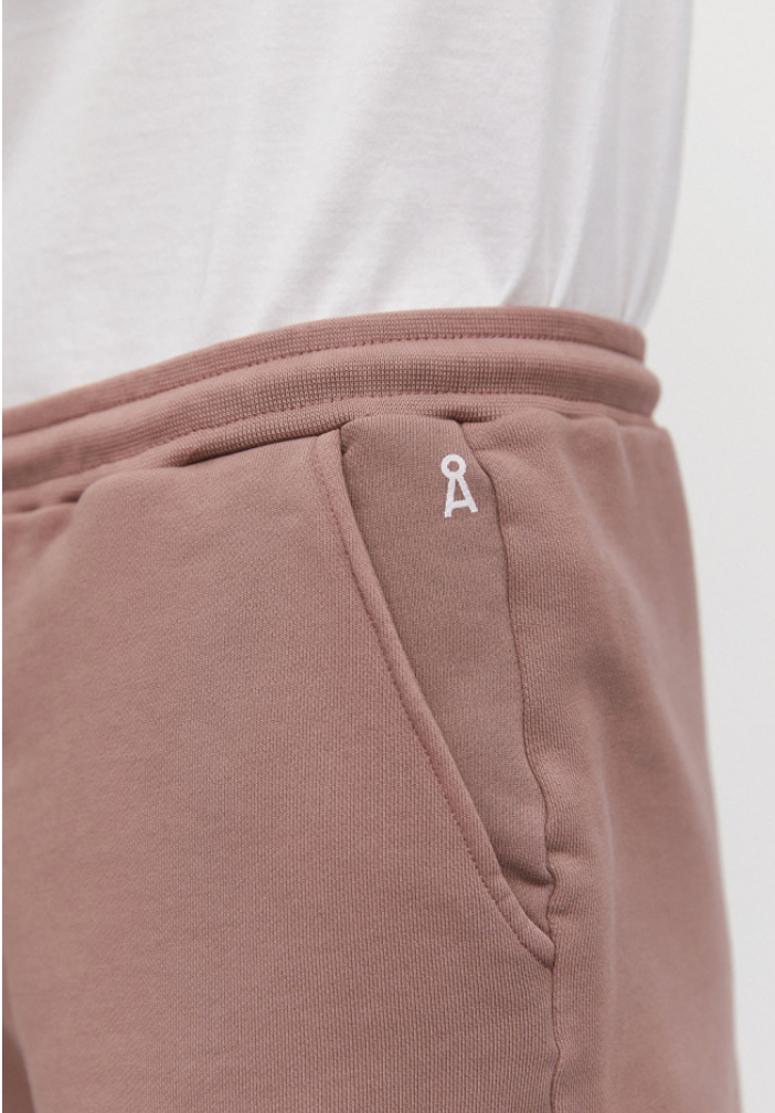 ARMEDANGELS Binaa dyed by nature shorts natural rose