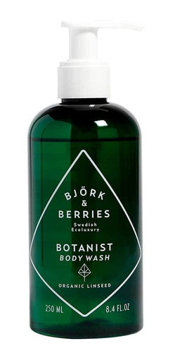 Björk & Berries Botanist Body Wash 250 ml