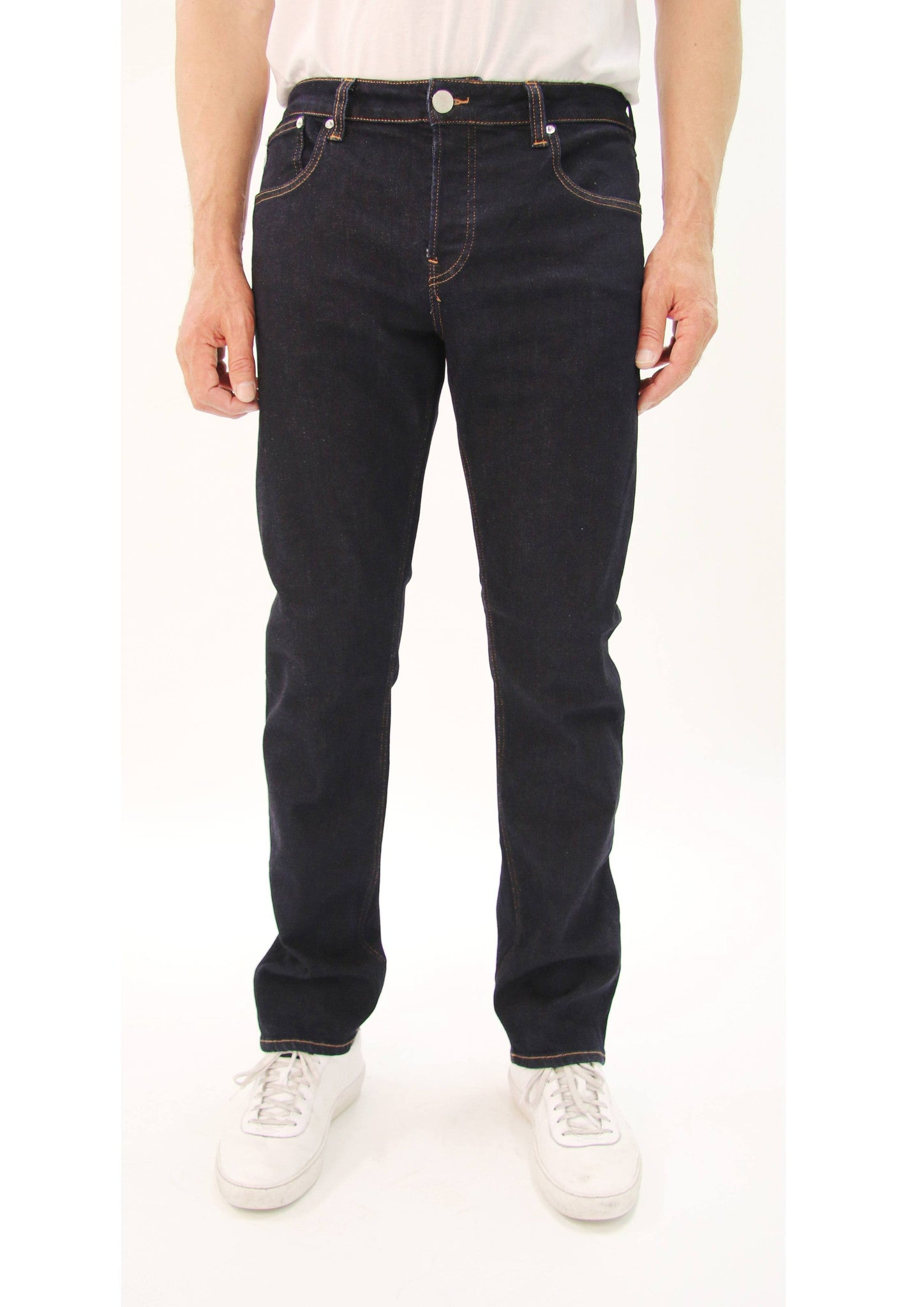 MUD JEANS Regular Bryce Strong Blue
