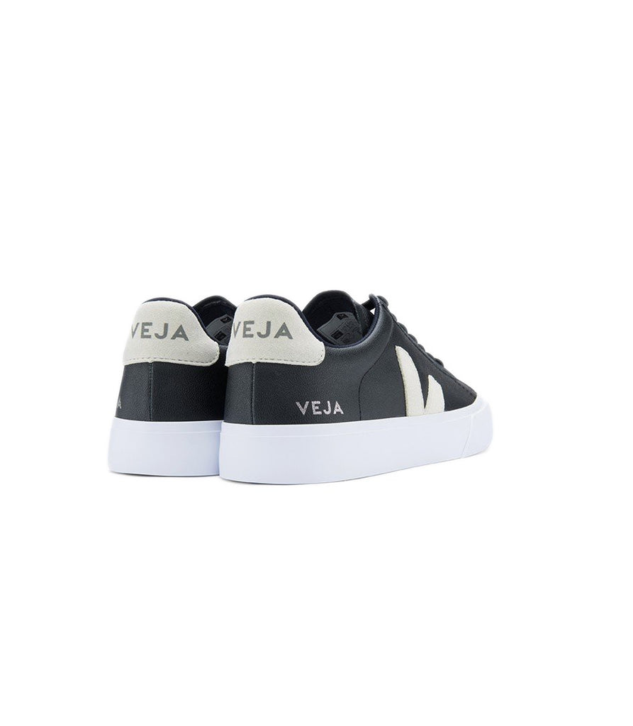 VEJA Campo Black Natural Men