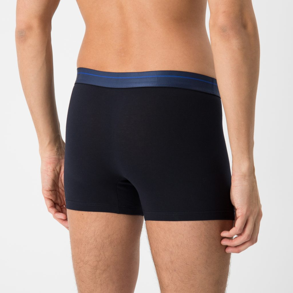 SIZABLE Casual Boxer navy blue