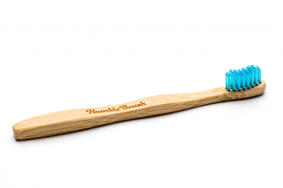 Humble Brush kid blue soft
