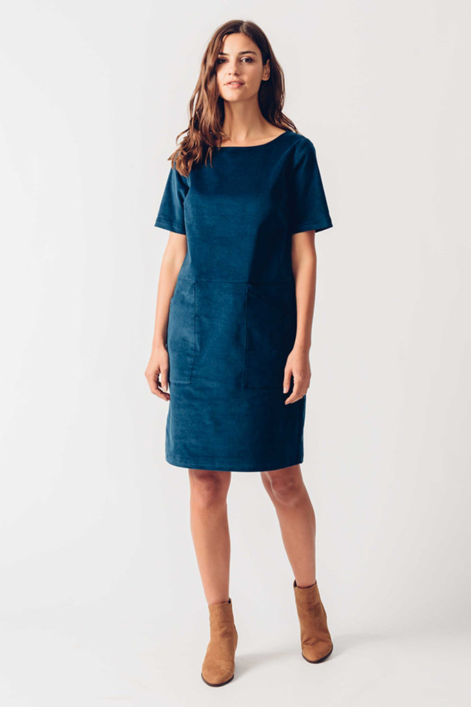 SKFK Aglaia dress dark blue