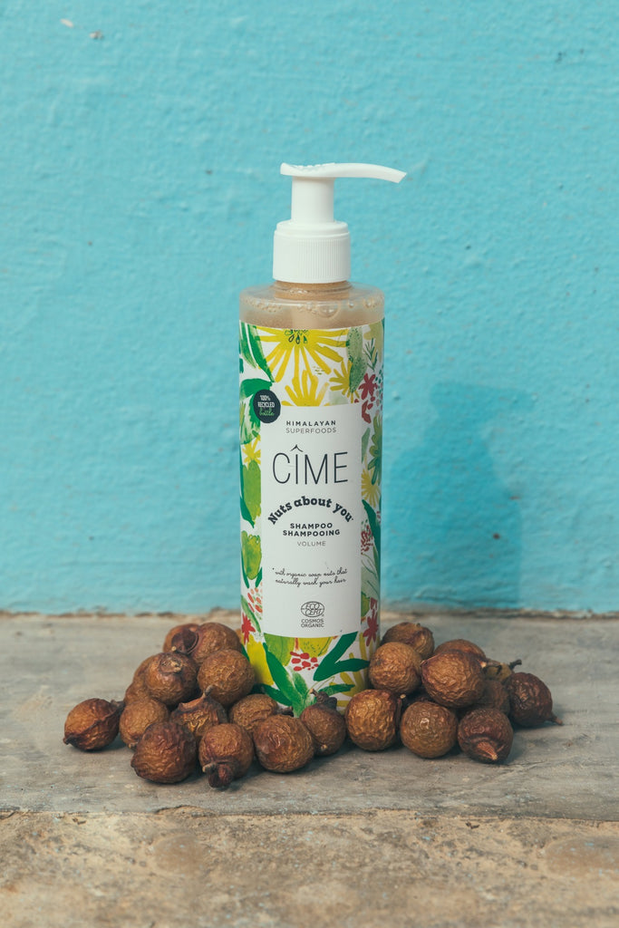 CIME Nuts About You Volume Shampoo