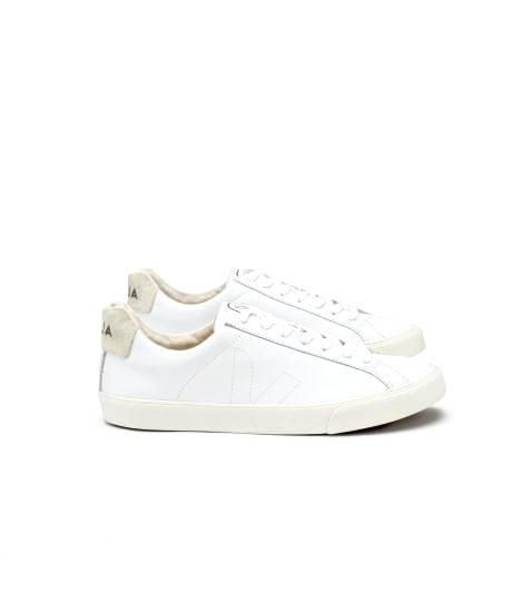 VEJA Esplar Leather White Women