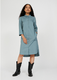 ARMEDANGELS Faawn dress soft moss