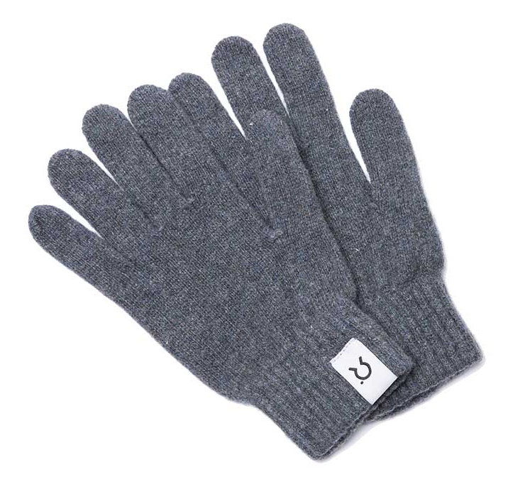 RIFO Pierpaolo gloves grey men
