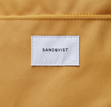 SANDQVIST Ilon yellow Backpack