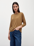 ARMEDANGELS Jaady top golden khaki
