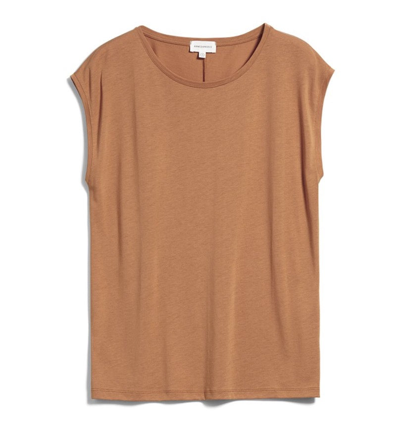 ARMEDANGELS Jilaa top toasted hazel