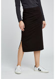 PEOPLE TREE Keira pencil skirt black