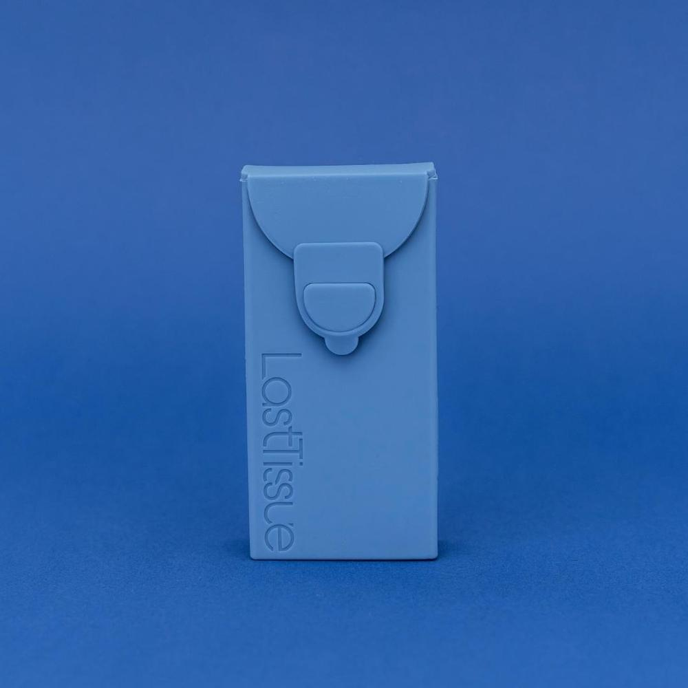 LASTOBJECT LastTissue blue