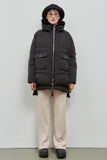 EMBASSY OF BRICKS AND LOGS Lyndon jacket black