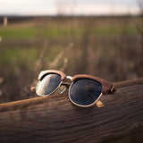 Aarni Sunglasses Master - Walnut