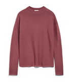 ARMEDANGELS Medinaa jumper cinnamon rose