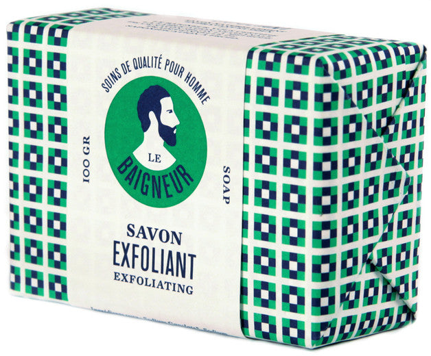 Le Baigneur Exfoliating Soap