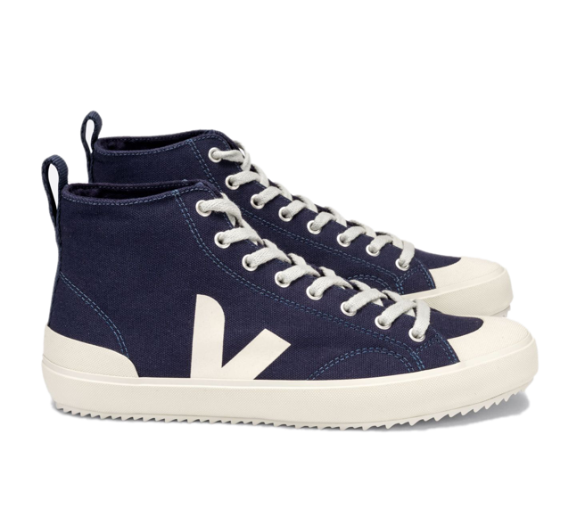 VEJA Nova HT Canvas Marine Pierre Men