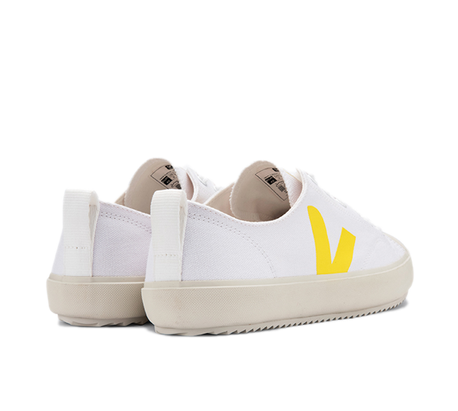 VEJA Nova Canvas White Tonic Women