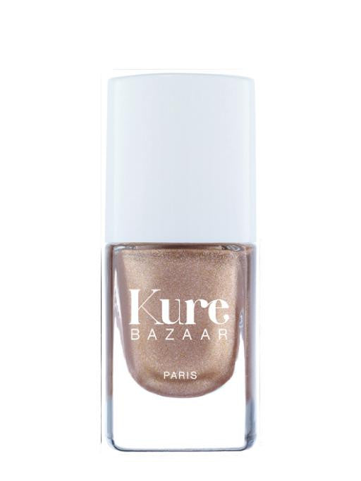 KURE BAZAAR Nail Polish Or Bronze