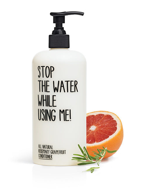 Rosemary Grape Conditioner by Stop the water while using me