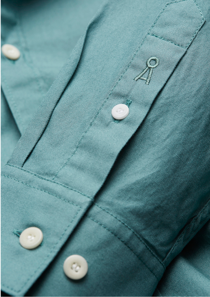 ARMEDANGELS Quinaa shirt sea green