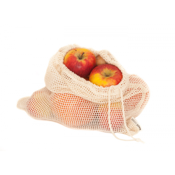 Re-Sack Net fruit and vegetable bag 3-pack