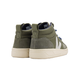 VEJA Roraima B-Mesh Olive Oxford Grey Butter Sole Men