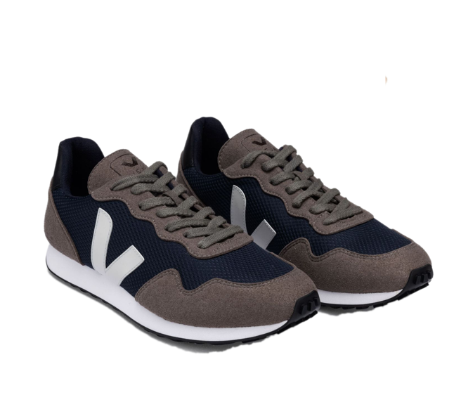VEJA SDU Rec Alveomesh Nautico Oxford Grey Grey Men