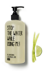 Cucumber Lime soap 500 ml Stop The Water While Using Me