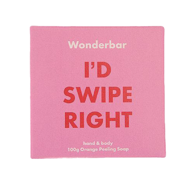 Wonderbar Orange Peeling Soap