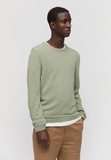 ARMEDANGELS Taamo jumper green tea
