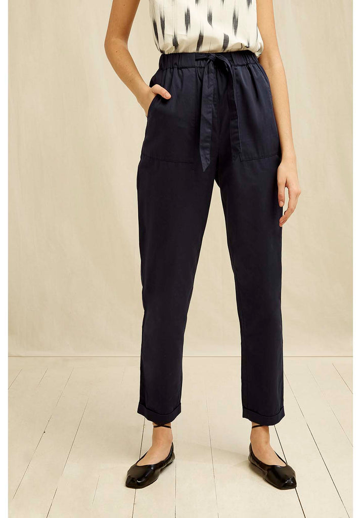 PEOPLE TREE Tinsley Tapered trousers X327UY.NY