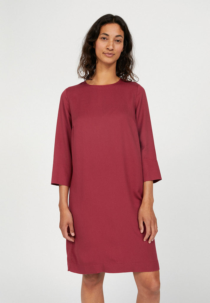 ARMEDANGELS Vadelmaa dress rosewood