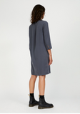 ARMEDANGELS Vadelmaa dress anthracite