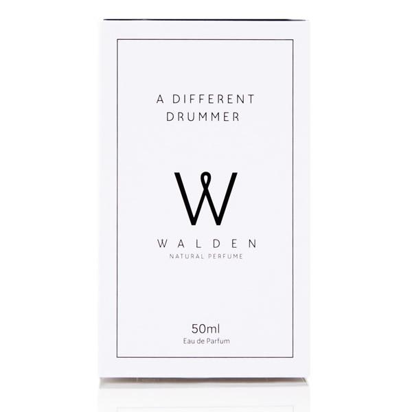 WALDEN 'A Different Drummer' Natural Perfume