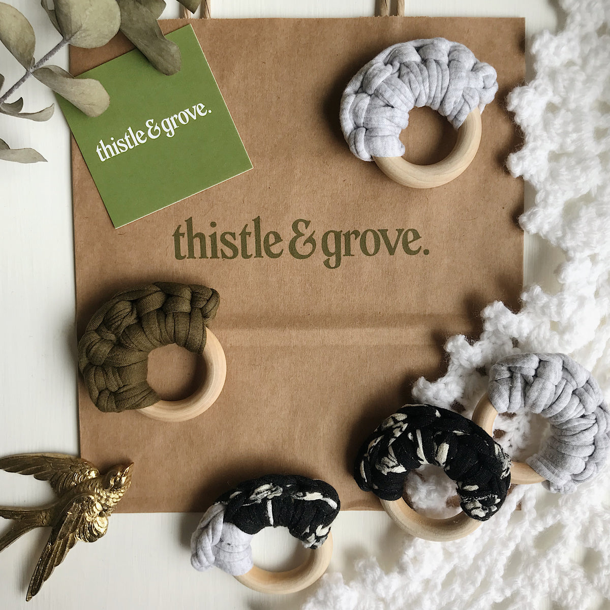 Maker Monday featuring Thistle&Grove!